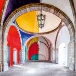 Candida Höfer en México en el Antiguo Colegio de San Ildefonso : fotografía cortesía de © Cultura UNAM