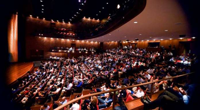 Four finalists to pitch NYC Commissioners & live audience at NYU Skirball Center : Photo ©Blank Space