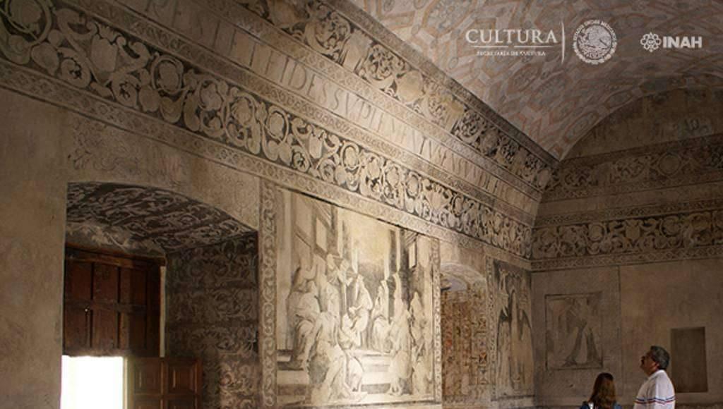 """""""Patrimonio, turismo y sostenibilidad"""", tema del Día Internacional de los Monumentos y Sitios : Foto © Héctor Montaño, INAH"""