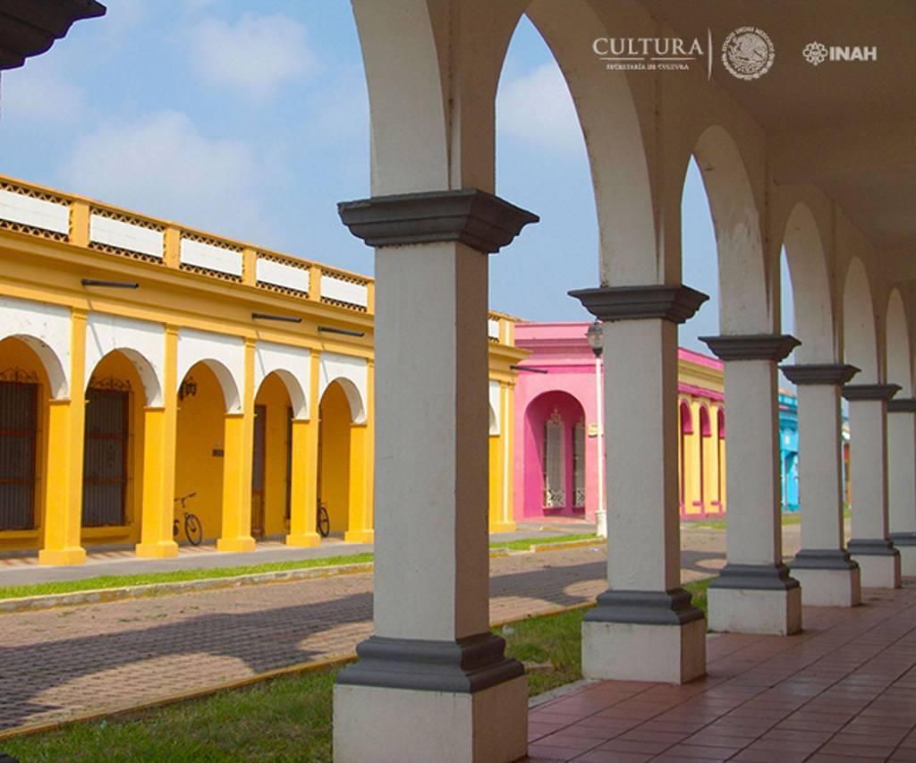 Centro Histórico de Tlacotalpan : Foto © Mauricio Marat, INAH