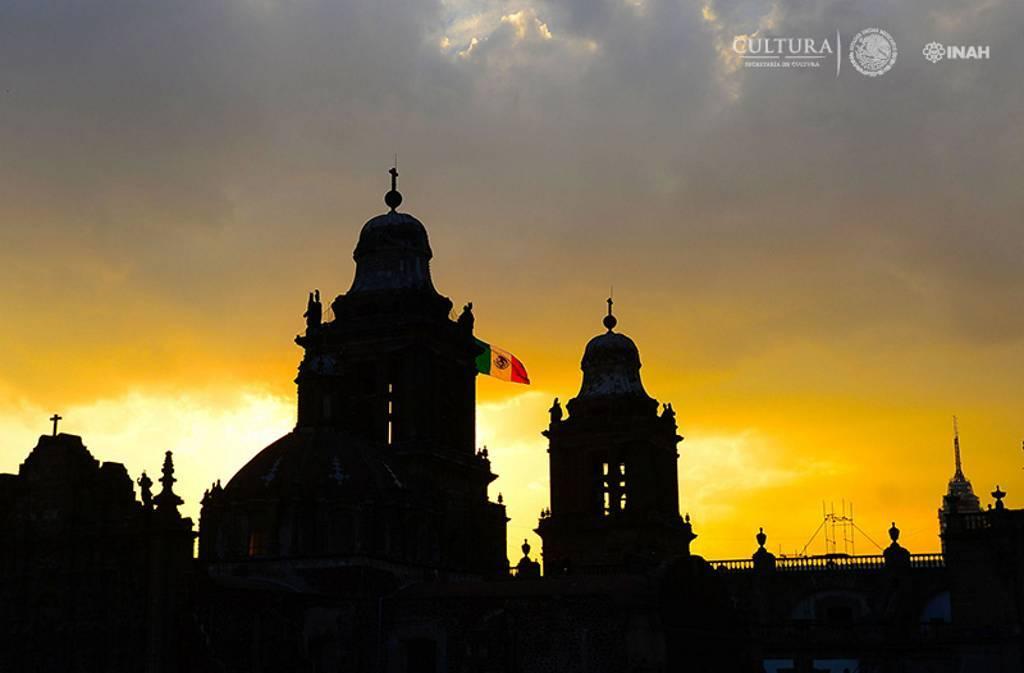 Ciudad de México : Foto © INAH