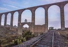Acueducto del Padre Tembleque : Foto © Edomex