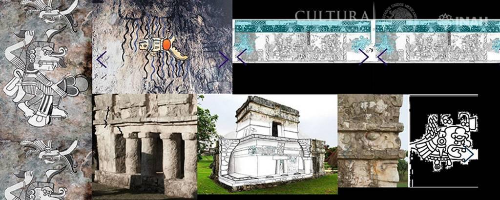 Se trata de un proyecto piloto iniciado en 2014 por la Coordinación Nacional de Conservación del Patrimonio Cultural CNCPC. del INAH : Foto © INAH
