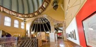 Interior Museo Nacional de Arquitectura : Fotografía © Museo Nacional de Arquitectura / INBA