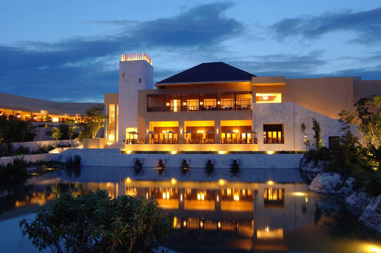 Fairmont Mayakoba Lobby : Photo © Mayakoba Resorts