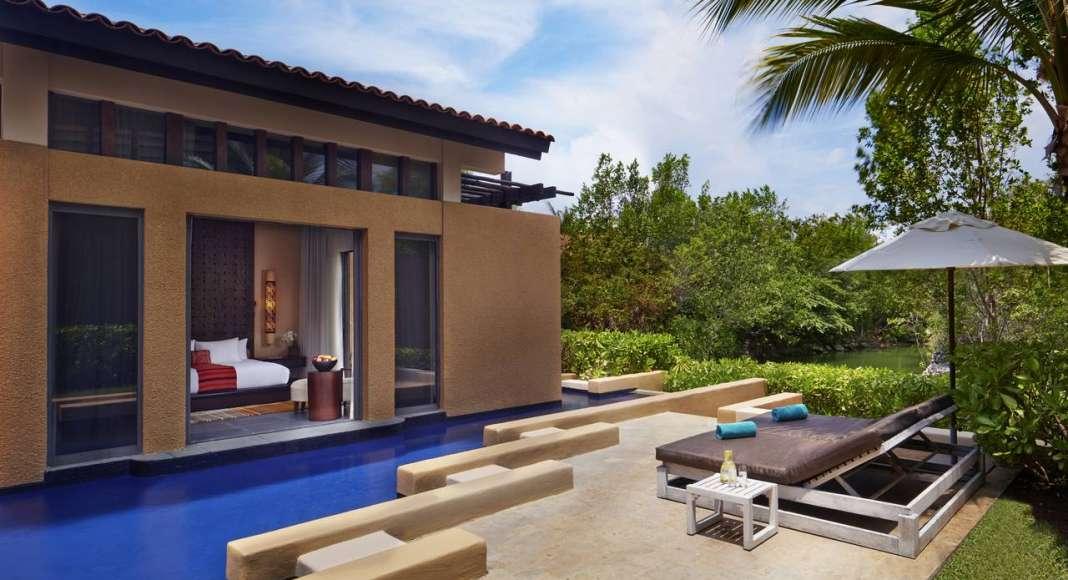 Banyan Tree Mayakoba Luxury Villa : Photo © Mayakoba Resorts