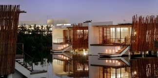 Rosewood Mayakoba Over the Water Villa : Photo © Mayakoba Resorts