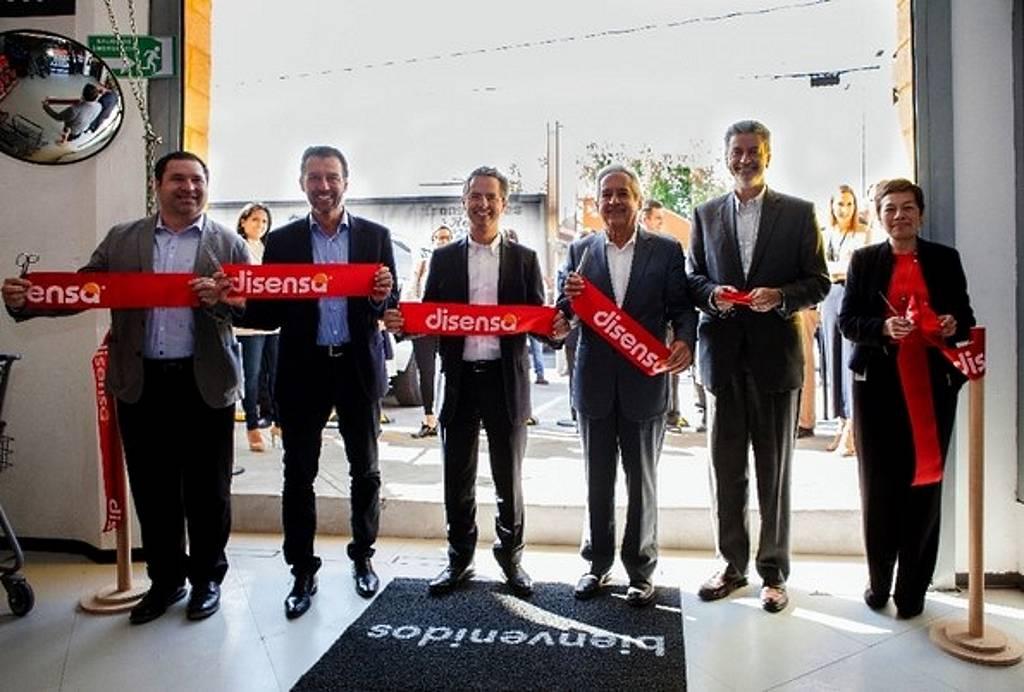 La puesta en marcha de Disensa en México obedece a la estrategia de LafargeHolcim para impulsar su negocio minorista en México y América Latina : Foto © LafargeHolcim México