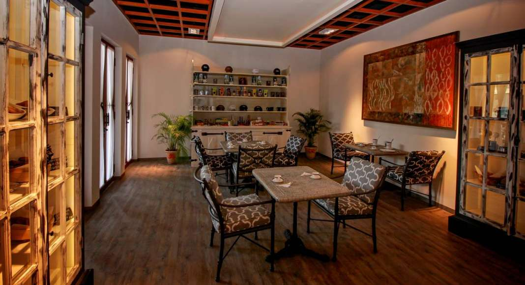 El Cafecito at El Pueblito Mayakoba : Photo © Mayakoba Resorts