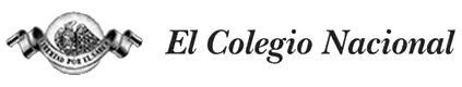Logo © El Colegio Nacional