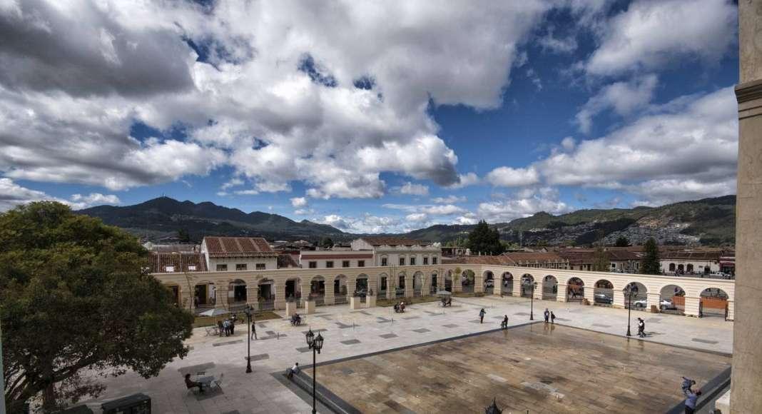 MUSAC diseñado por C Cúbica Arquitectos gana Charter Award otorgado por la CNU : Fotografía © Rodrigo Pardo