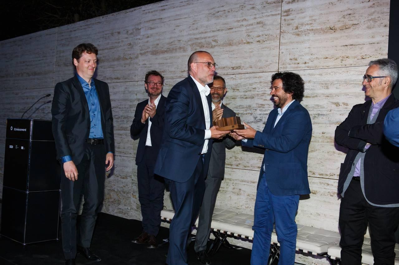 Ganadores del premio mies van der rohe 2017 reciben el - Premio mies van der rohe ...