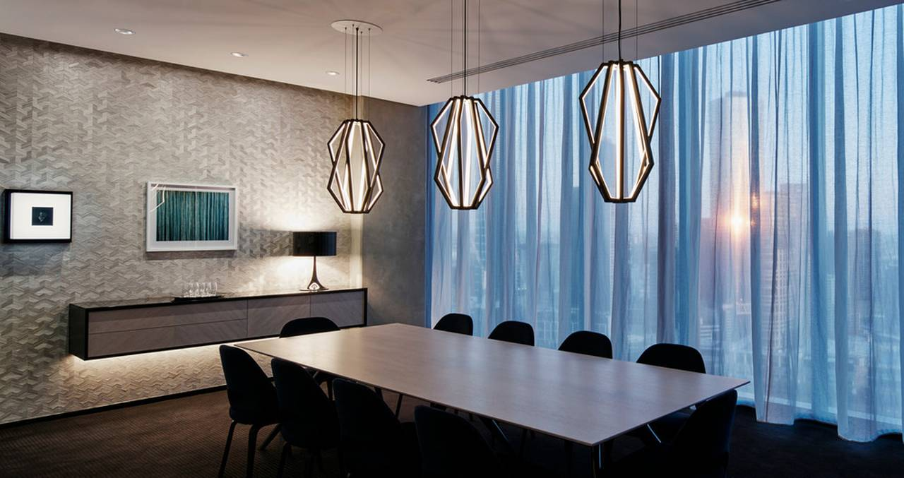 Corrs Chambers Westgarth Dining Room : Photo credit © Peter Clarke