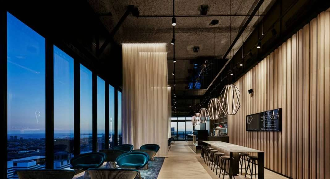 Corrs Chambers Westgarth Café : Photo credit © Peter Clarke