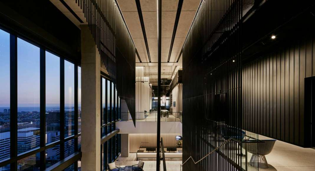 Corrs Chambers Westgarth Stair : Photo credit © Peter Clarke