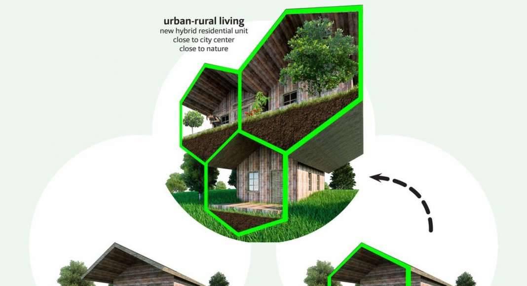 Urban Rural Transformation : Photo credit © Eray Carbajo
