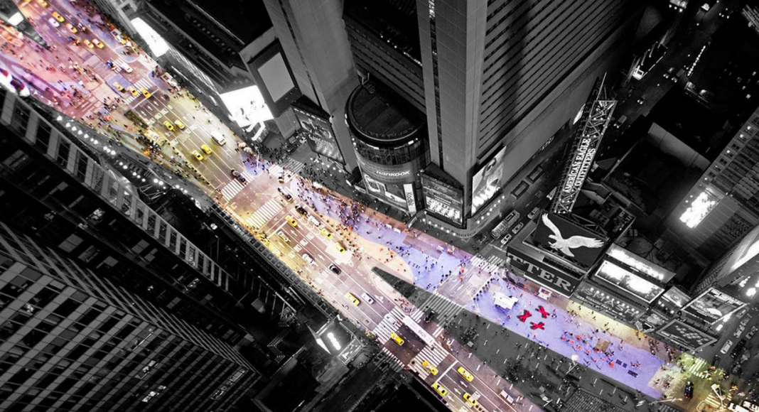 XXX Times Square with Love by J.Mayer.H : Photo © J.Mayer.H