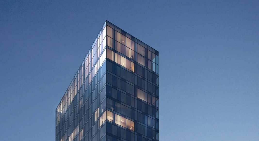 Desarrollo Laurent & Clark en Montreal, Canadá : Photo © Menkès Shooner Dagenais LeTourneux Architectes
