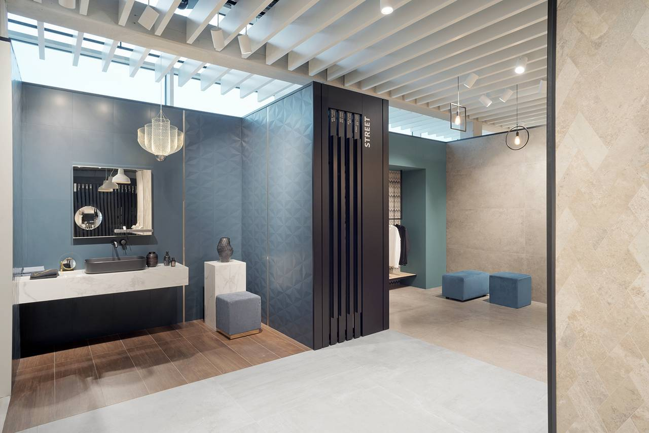 Marca Corona inaugura su nuevo showroom diseñado por el estudio DEFERRARI+MODESTI : Photo © Anna Positano
