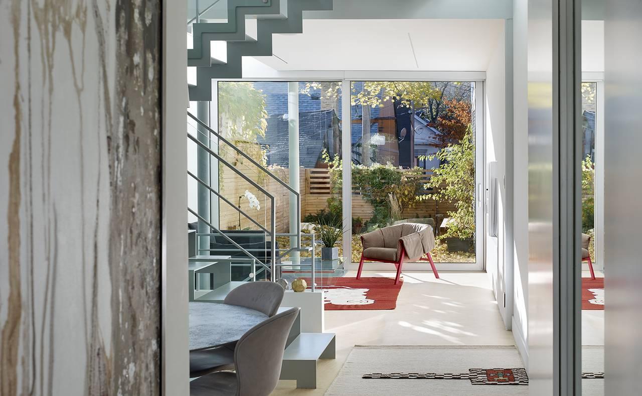 Proyecto Residencial Twelve Tacoma diseñado por Aleph-Bau en Toronto : Photo © Tom Arban