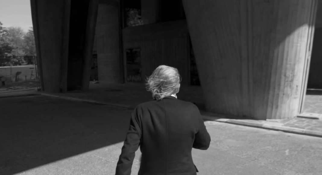 Teodoro en concreto, documental dirigido por Emilio Maillé y coproducido por El Colegio Nacional y Arquine : Fotografía © El Colegio Nacional