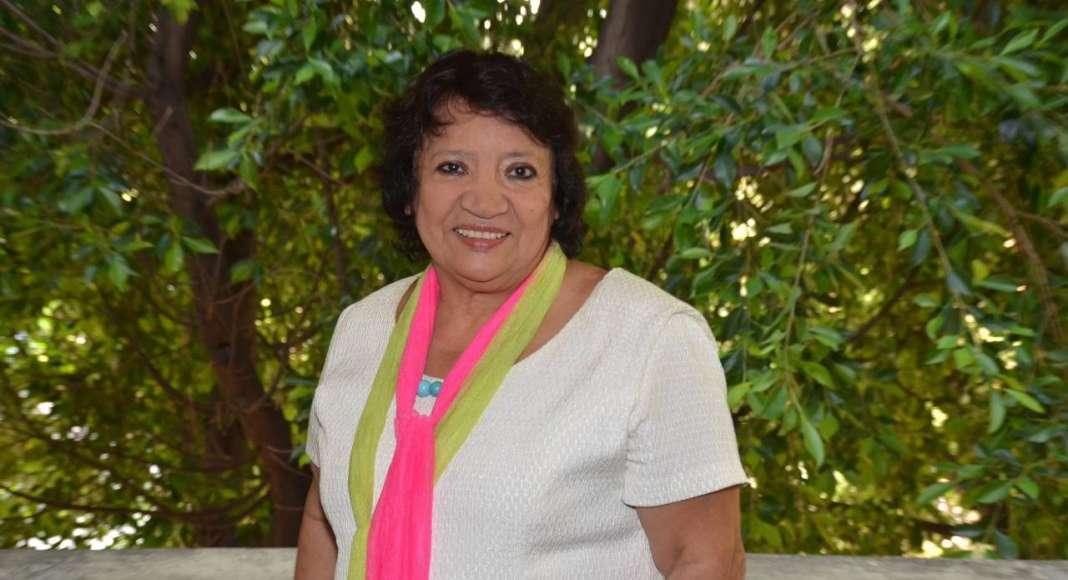 Dra. Georgina Ortiz Fundadora de la Asociación Mexicana de Investigadores del Color : Fotografía © Dra. Georgina Ortiz