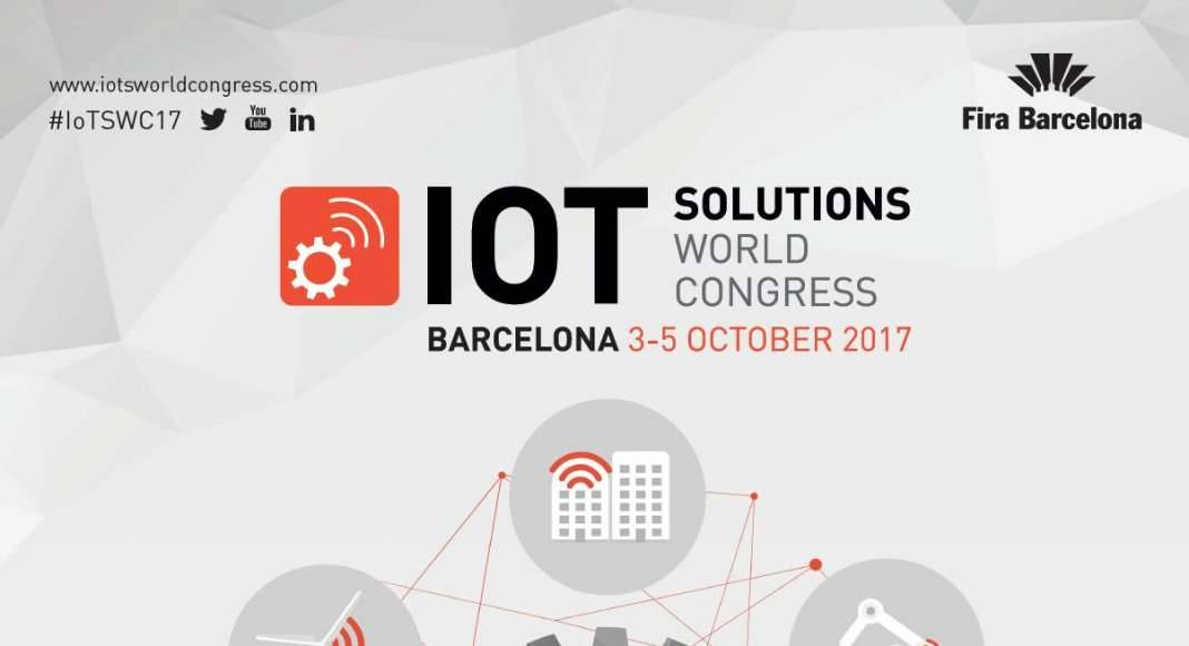Tendencias IoT Solution World Congress Barcelona 2017 : Fotografía © Fira Barcelona