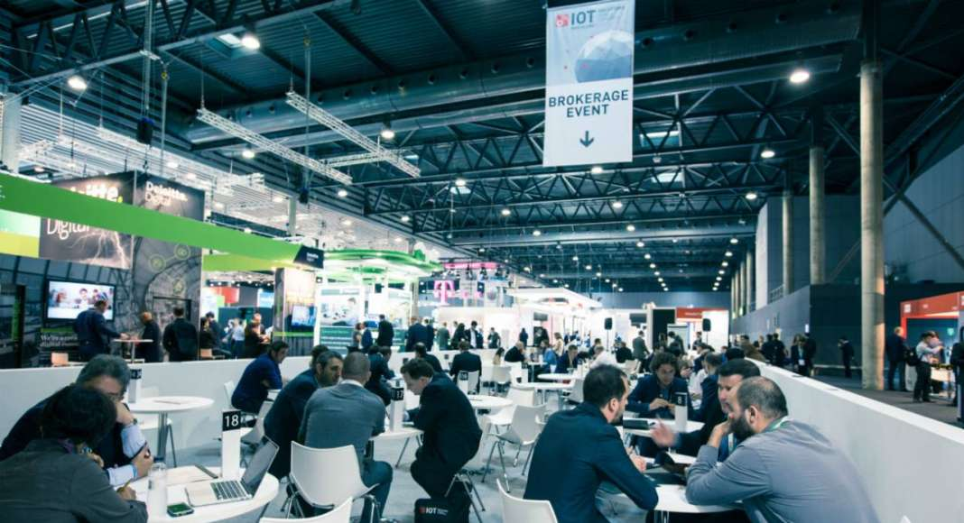 Tendencias IoT Solution World Congress Barcelona 2017 : Fotografía © Fira de Barcelona
