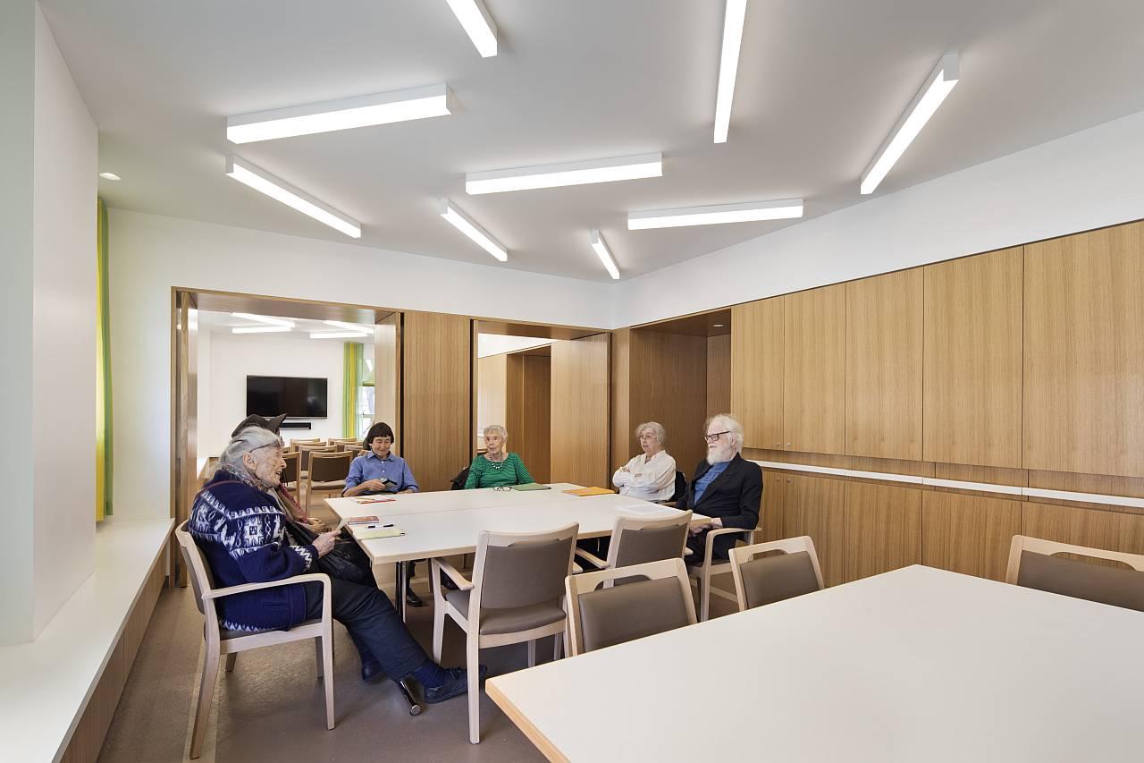MRHS: Una comunidad que Remodela su Propio Futuro by Hollwich Kushner : Photo © Michael Moran
