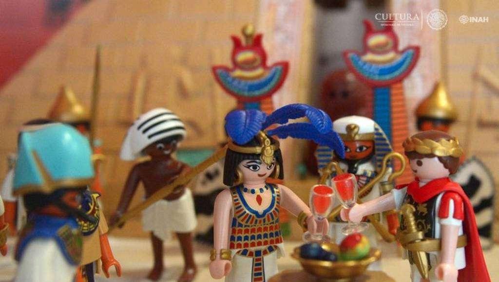 El antiguo Egipto : Foto © Héctor Montaño INAH