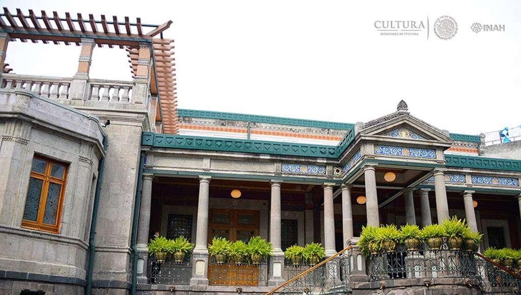 Concluyen la restauración de la Casa Rivas Mercado, puente cultural entre los siglos XIX, XX y XXI : Foto © Héctor Montaño, INAH