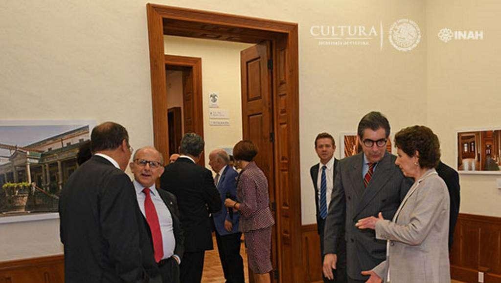 Recorrido inaugural : Foto © Arturo López, Secretaría de Cultura
