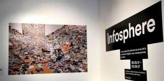 Infosphere en el Centro Multimedia del Centro Nacional de las Artes (Cenart) : Fotografía © Centro Multimedia del CENART