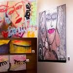"""La artista plástica Karla Puente presenta """"Urban Faces"""" : Fotografía © Karla Puente Studio"""