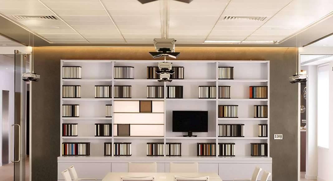 Nuevo Lutron European Experience Centre, en Londres : Fotografía © Lutron Electronics