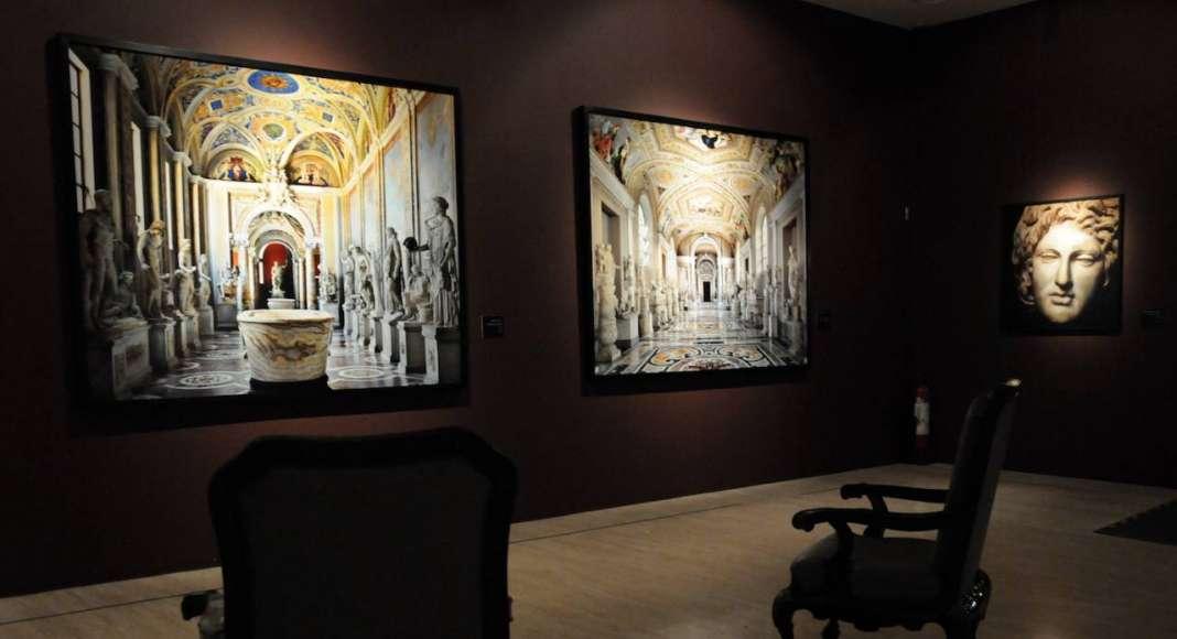 Massimo Listri. El esplendor de la Roma Papal en el Museo Nacional de San Carlos : Fotografía © RMM / Conaculta