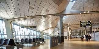 Expansión de la Terminal del Aeropuerto de Oslo diseñada por Nordic : Photo © Nordic — Office of Architecture