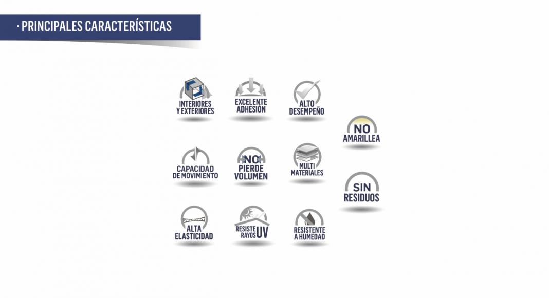 Principales características de Fester Fusion XLT™ : Fotografía © Henkel México