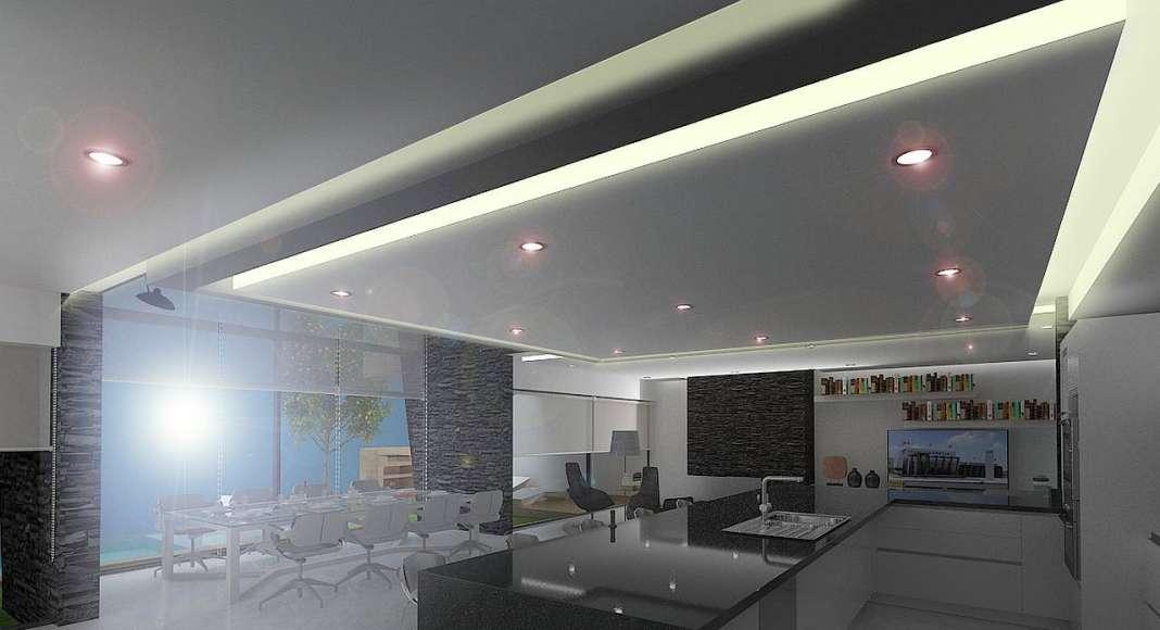 Arquitectura Residencial en Real de Juriquilla Espacios Interiores : Render © MANUEL TORRES DESIGN