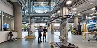 Autodesk's Boston BUILD Space : Photograph © Robert Benson