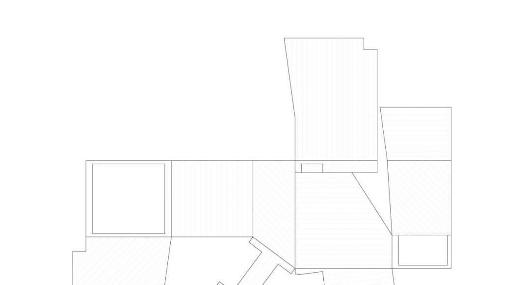 Patrón del Revestimiento de Twelve Tacoma diseñado por Aleph-Bau en Toronto : Drawing © Aleph-Bau