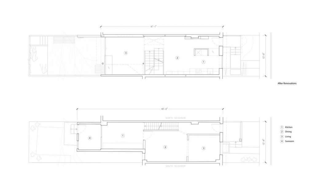 Planta Baja Twelve Tacoma diseñado por Aleph-Bau en Toronto : Drawing © Aleph-Bau
