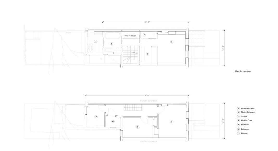 Planta Primer Nivel Twelve Tacoma diseñado por Aleph-Bau en Toronto : Drawing © Aleph-Bau