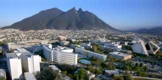 Campus del Tecnológico de Monterrey : Fotografía © Tecnológico de Monterrey
