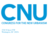Logo © Congress for the New Urbanism (CNU)