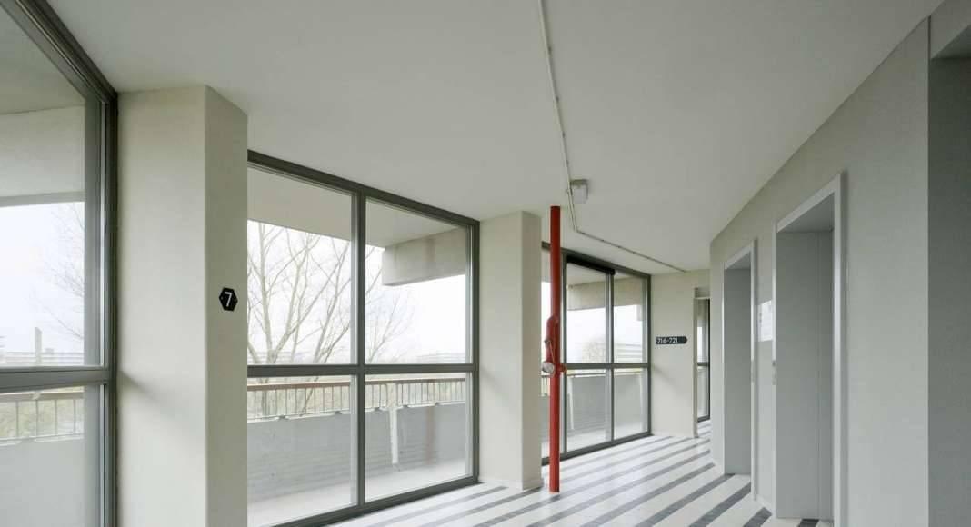 DeFlat Kleiburg, Ámsterdam, Países Bajos by NL architects y XVW architectuur : Photo © Marcel van der Burg