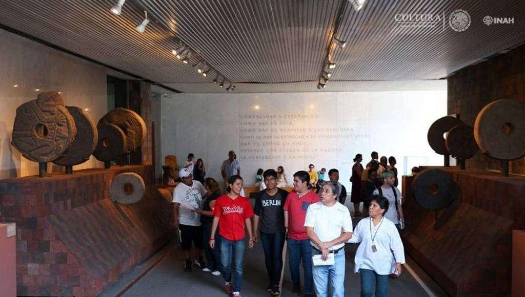 Recintos del INAH se suman al Día Internacional de los Museos : Foto © Paulina Gurrola, INAH