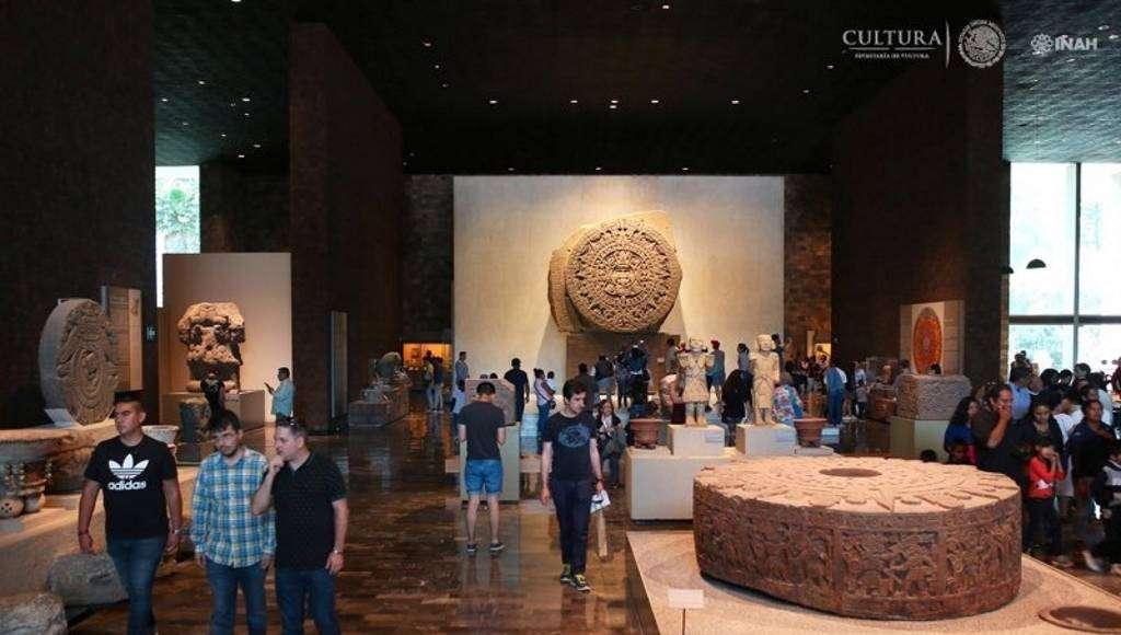 Diversos recintos y sitios arqueológicos del Instituto tendrán programación especial para este 18 de mayo : Foto © INAH