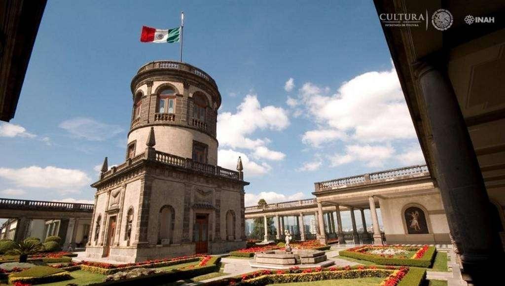 El Museo Nacional de Historia, Castillo de Chapultepec, ofrecerá a sus visitantes la plática-recorrido Los ahuehuetes de Chapultepec : Foto © Omar Dumaine, MNH