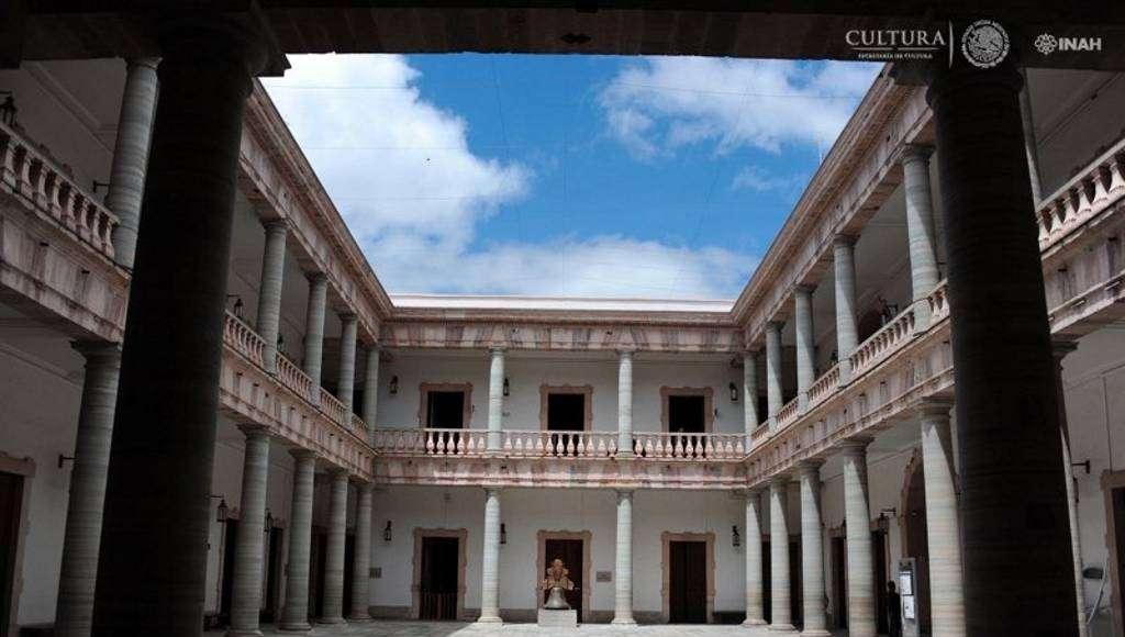 El Museo Regional de Guanajuato Alhóndiga de Granaditas será sede de las conferencias Los gachupines y la independencia de México : Foto © Mauricio Marat, INAH